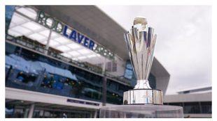 ATP Cup España - Grecia Horario y donde ver en TV