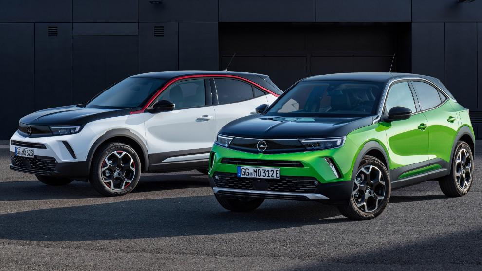 También se puede probar el Opel Mokka-e, el SUV eléctrico de Opel.