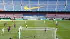 Imagen del última Madrid-Barcelona