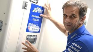 Davide Brivio llega a la F1 tras 20 años en el Mundial de...