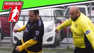 Torneo de fútbol para gordos en Veracruz (México) organizado por...