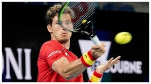 ATP Cup España Italia semifinales Pablo Carreño Roberto Bautista...