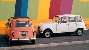 El Renault 4 original apareció en 1961 con un motor de sólo 24 CV.
