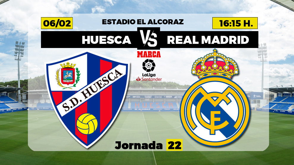 La Liga Matchday 22   Huesca vs Real Madrid 16125270124610