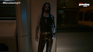 Cómo ligar con Keanu Reeves en CyberPunk 2007
