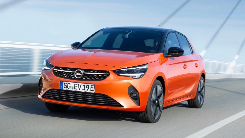 El Opel Corsa-e tiene hasta 337 kilómetros de autonomía.