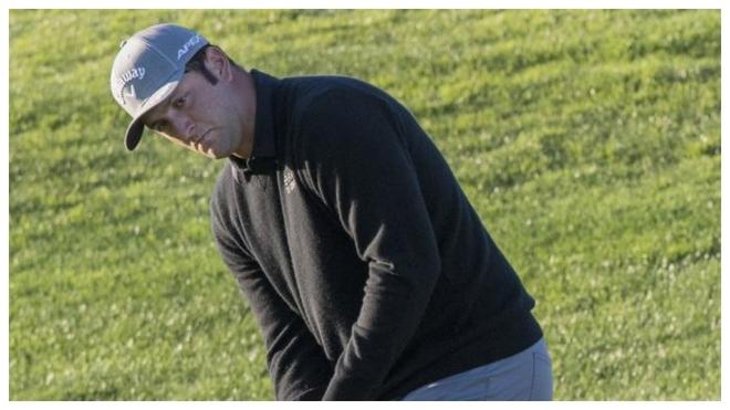 Jon Rahm durante la segunda jornada del Phoenix Open.