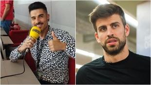 Álvaro Benito no se calla y contesta a Piqué tras las críticas