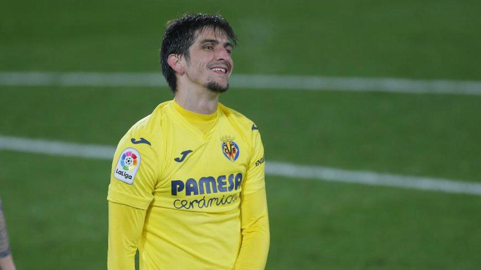 Gerard Moreno pone en ventaja al Villarreal