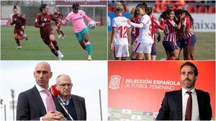 Agenda de la semana en el mundo del fútbol femenino nacional.