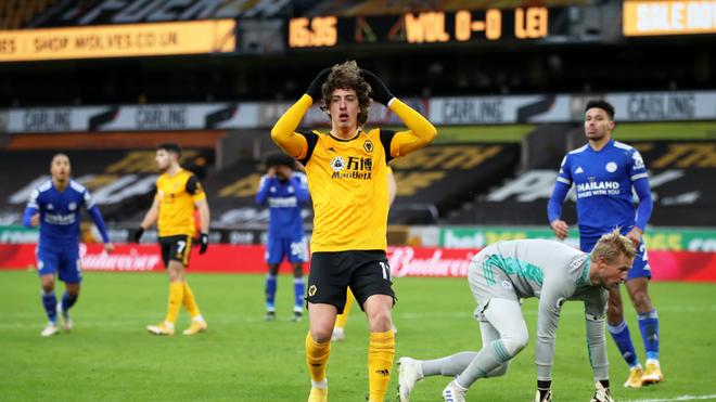 Raúl Jiménez sigue sin volver con los Wolves por su fractura de...