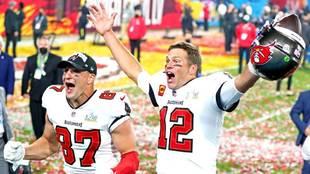 Buccaneers Tampa Bay, campeón del Super Bowl LV
