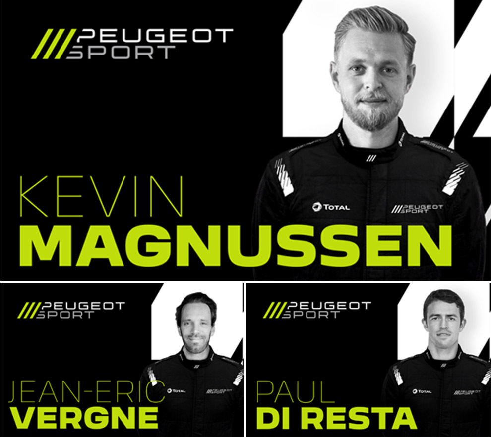 Magnussen, Di Resta y Vergne, los leones con pasado en F1.