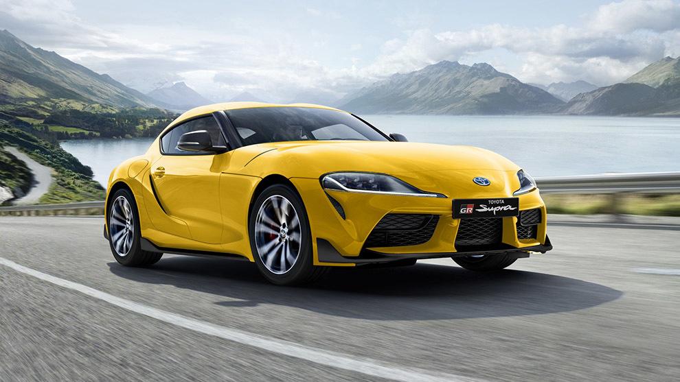 Toyota GR Supra 2021