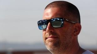 Fred Vergnoux, 'head coach' de la natación española.