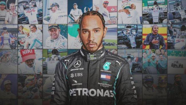"""La polémica del nuevo contrato de Hamilton: """"Es todo falso"""""""