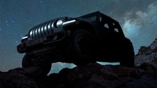 Jeep Wrangler eléctrico
