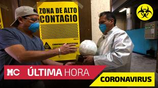Vacuna Covid-19 México el 8 de mayo