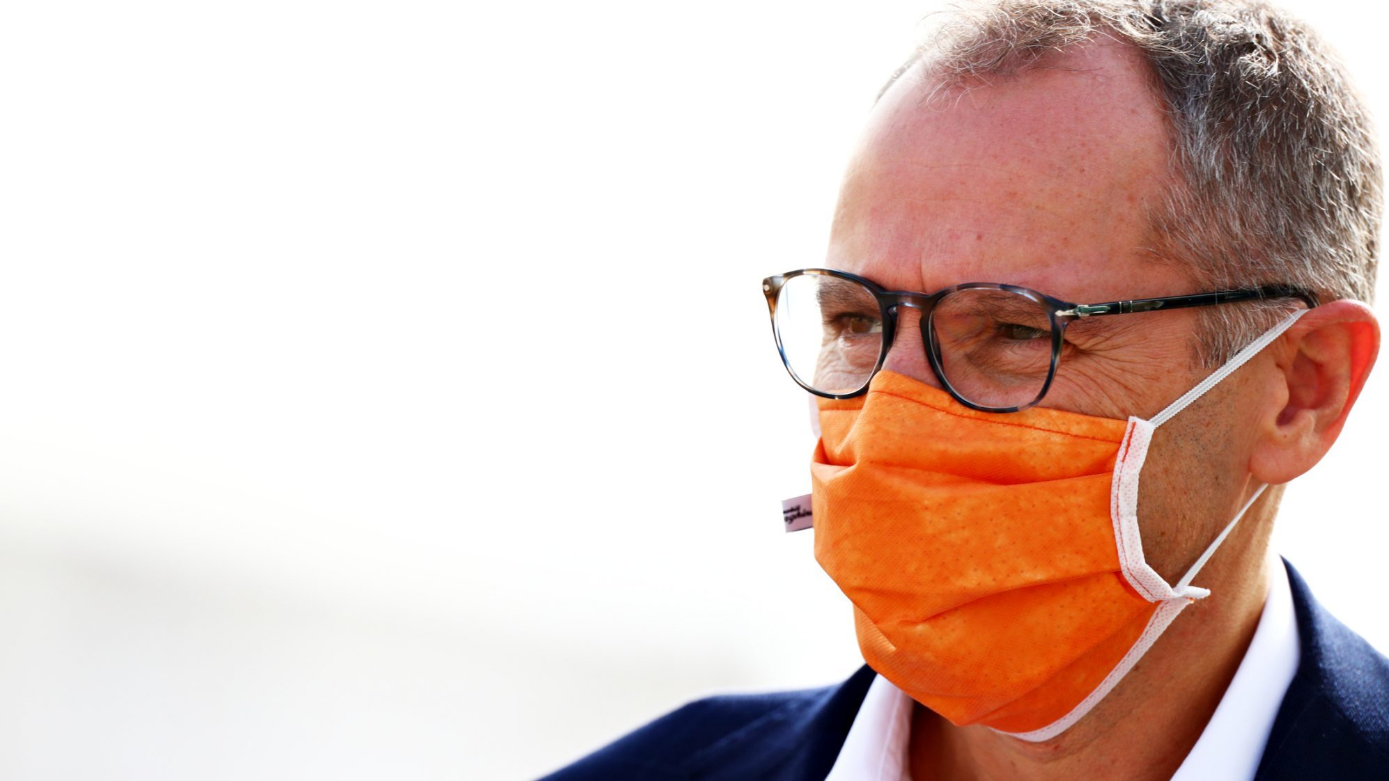 Stefano Domenicali, CEO de la F1.