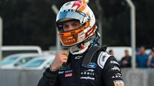 Dani Suárez, piloto de Escudería Telmex-Telcel