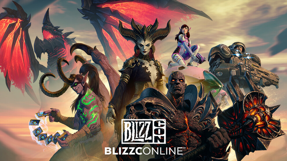 BlizzConline poster