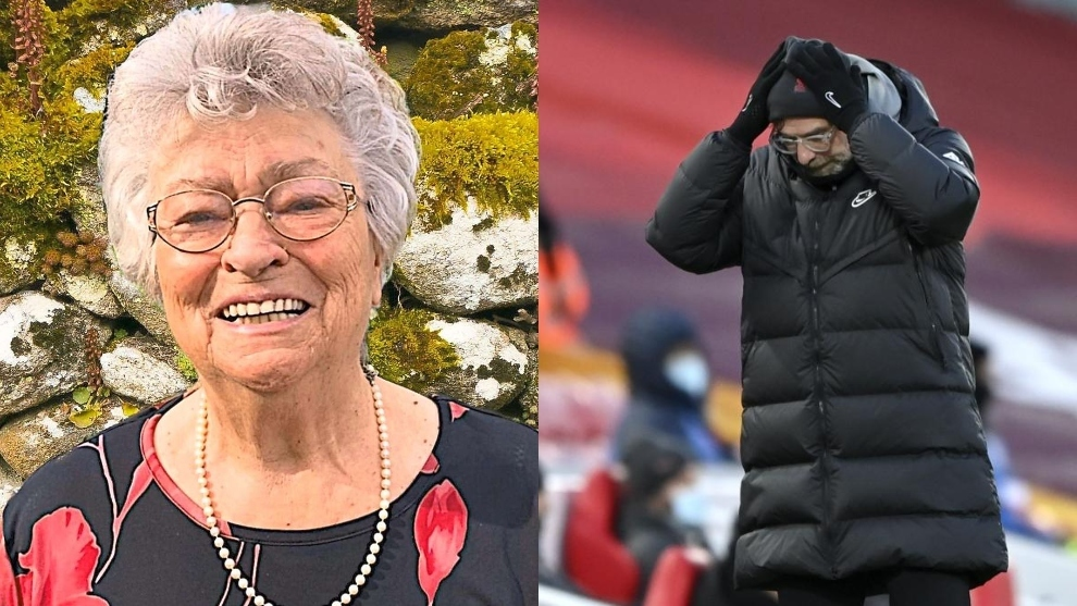 Jurgen Klopp's mother passes away and he can't attend the funeral