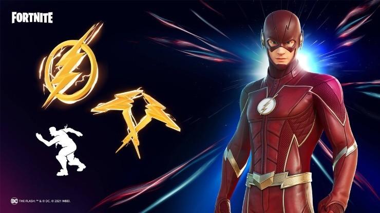Los cosmeticos de Flash