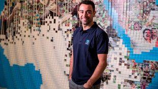 Xavi, embajador de Qatar 2022.