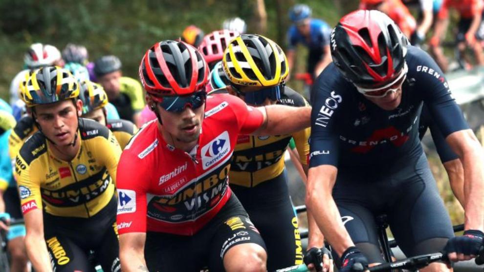 Así fue la presentación de La Vuelta a España 2021 en Burgos