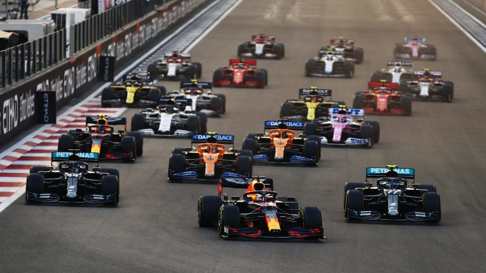 F1 teams agree to engine freeze