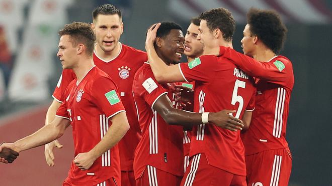 Bayern Munich, logra el sextete