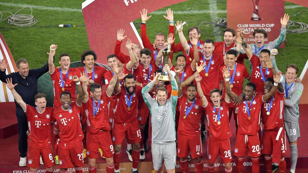 El Bayern iguala al Barça de Pep conquistando un histórico 'Sextete'
