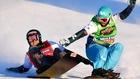 Histórico Lucas Eguibar: campeón del mundo de snowboard cross