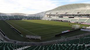 Mazatlán vs San Luis tendrá público en el Kraken.