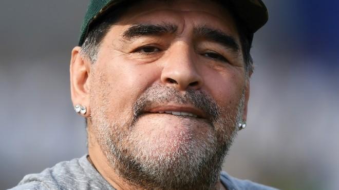Permission given to investigate Maradona's mobile phone