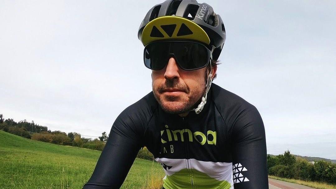 Fernando Alonso Operacion Accidente Bicicleta