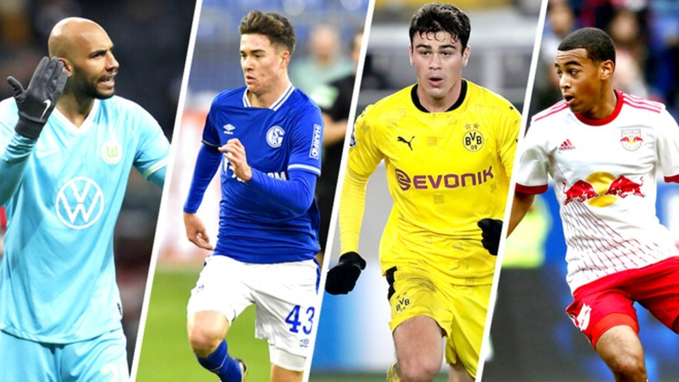 US players worth their weight in gold in the Bundesliga