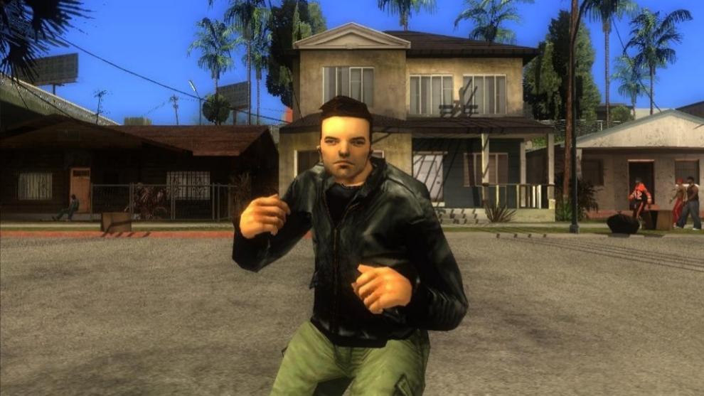 El simpático Claude Speed, protagonista de GTA 2 y 3.
