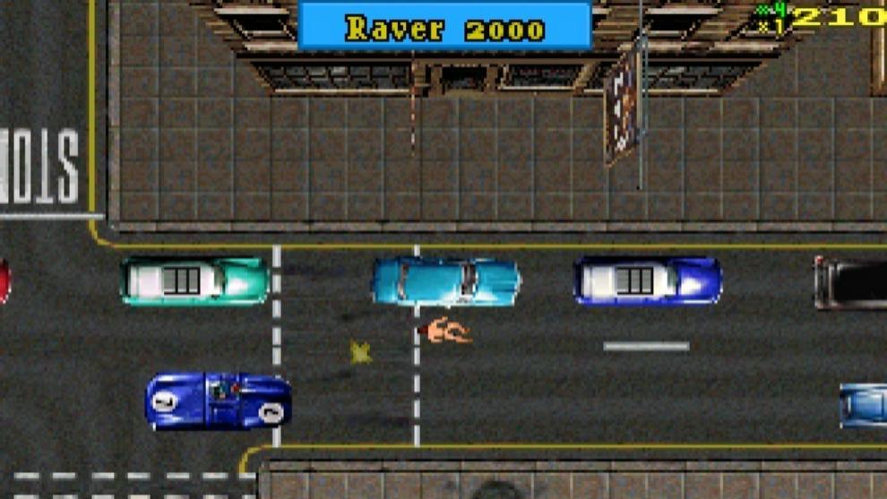 Así lucía el Grand Theft Auto: London 1961 en PC.