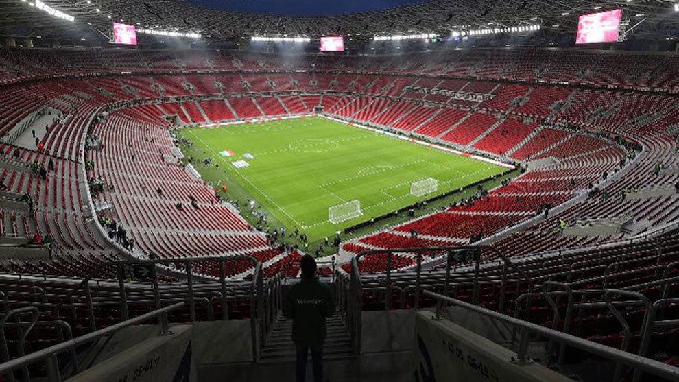 El Wolfsberger-Tottenham se jugará en Budapest