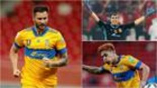 Los mejores jugadores de Tigres en el Mundial de Clubes.