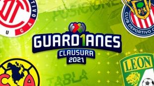 Clausura 2021, tabla general de la Liga MX torneo Guardianes 2021.  