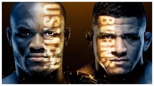Usman - Burns: horario y dónde ver hoy en TV y online el combate de...