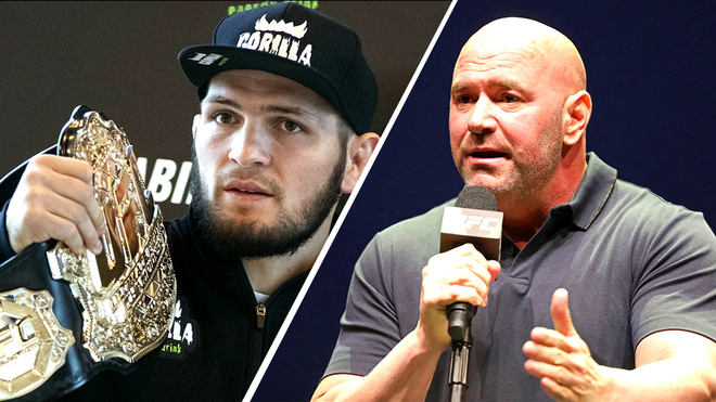 Dana White to meet with Khabib ahead of possible fight against McGregor, Gaethje or Poirier