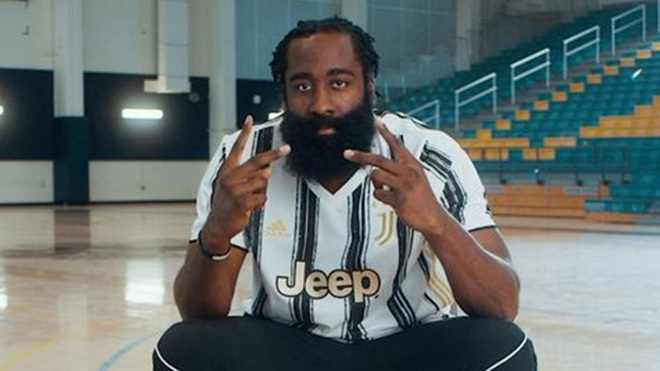 James Harden sends supportive message to Paulo Dybala