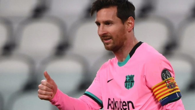Gundogan: I've watched Ronaldinho and Zidane, but Messi is my favourite