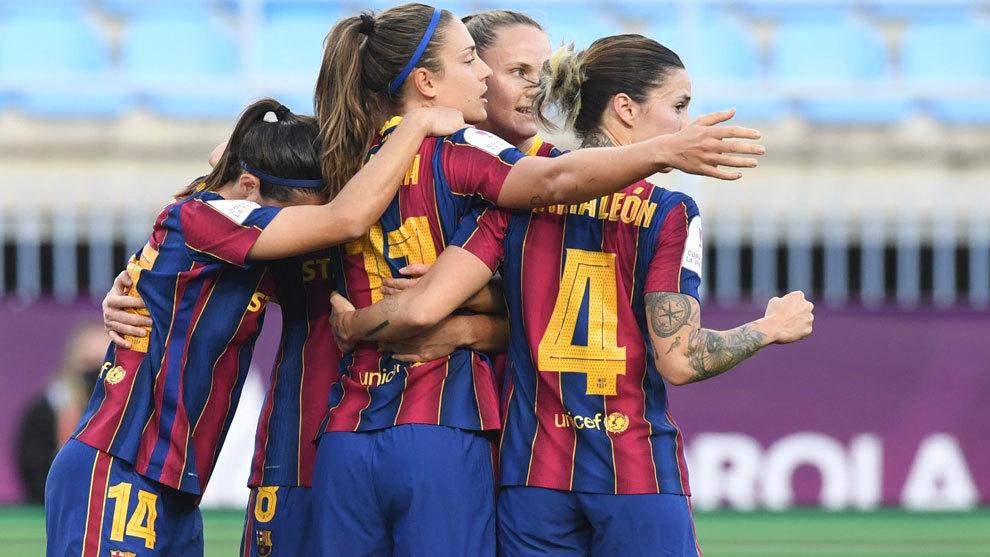 Segundo del Barça