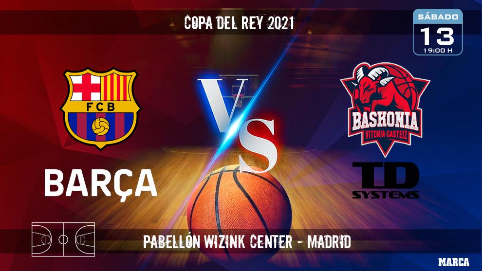 Barcelona - TD Systems Baskonia: resultado, resumen y ...