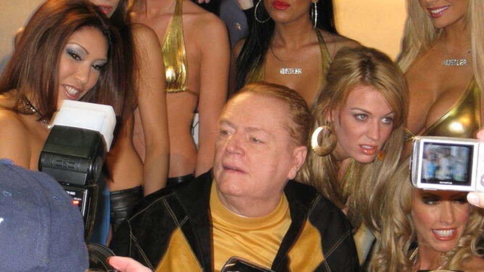 Larry Flynt's funeral to feature strippers, alcohol and be open to the public