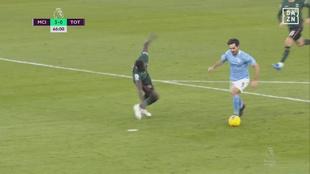 Gündogan retrata a Davinson 'a lo Messi a Boateng': locura de gol y de todo en la Premier